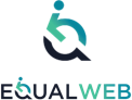 Logo Equalweb Page d'accueil