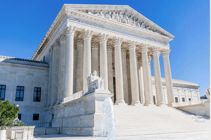 Oberster Gerichtshof USA - Abschnitt Rehabilitationsgesetz