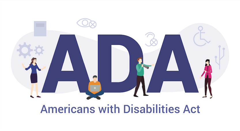 ADA Compliance - American with Disabilities Act