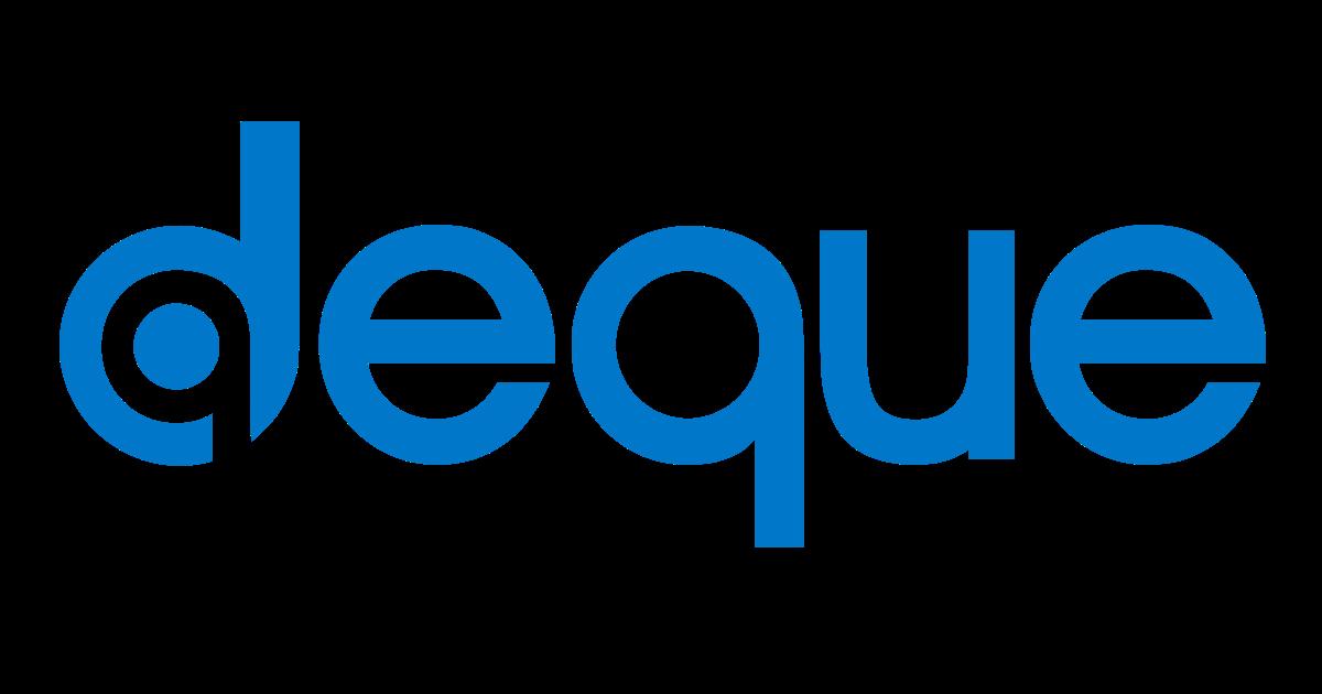 Logo Deque Überprüfung