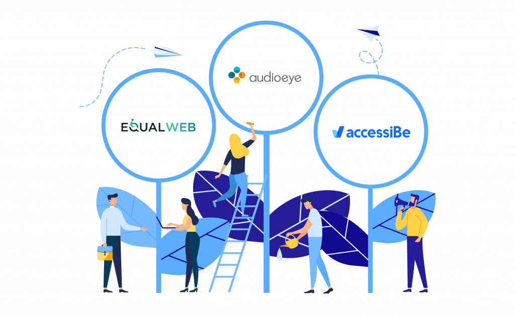 EqualWeb AudioEye AccessiBe