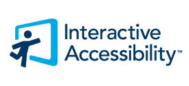 Le logo de Revue d'Interactive Accessibility