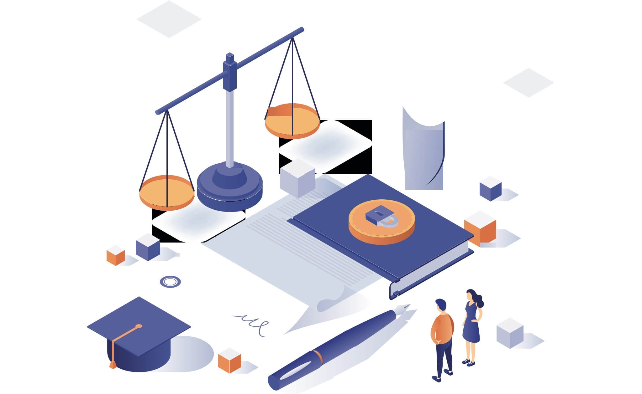 Illustration of online laws and data: Web Accessibility for Government and Public Sector
