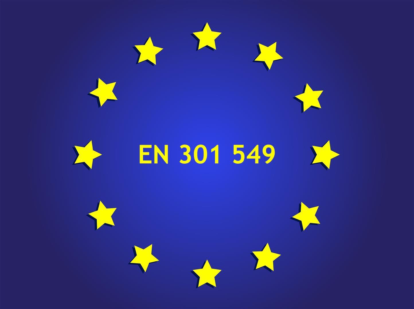 EN 301 549 Europäische Konformitätsanforderungen