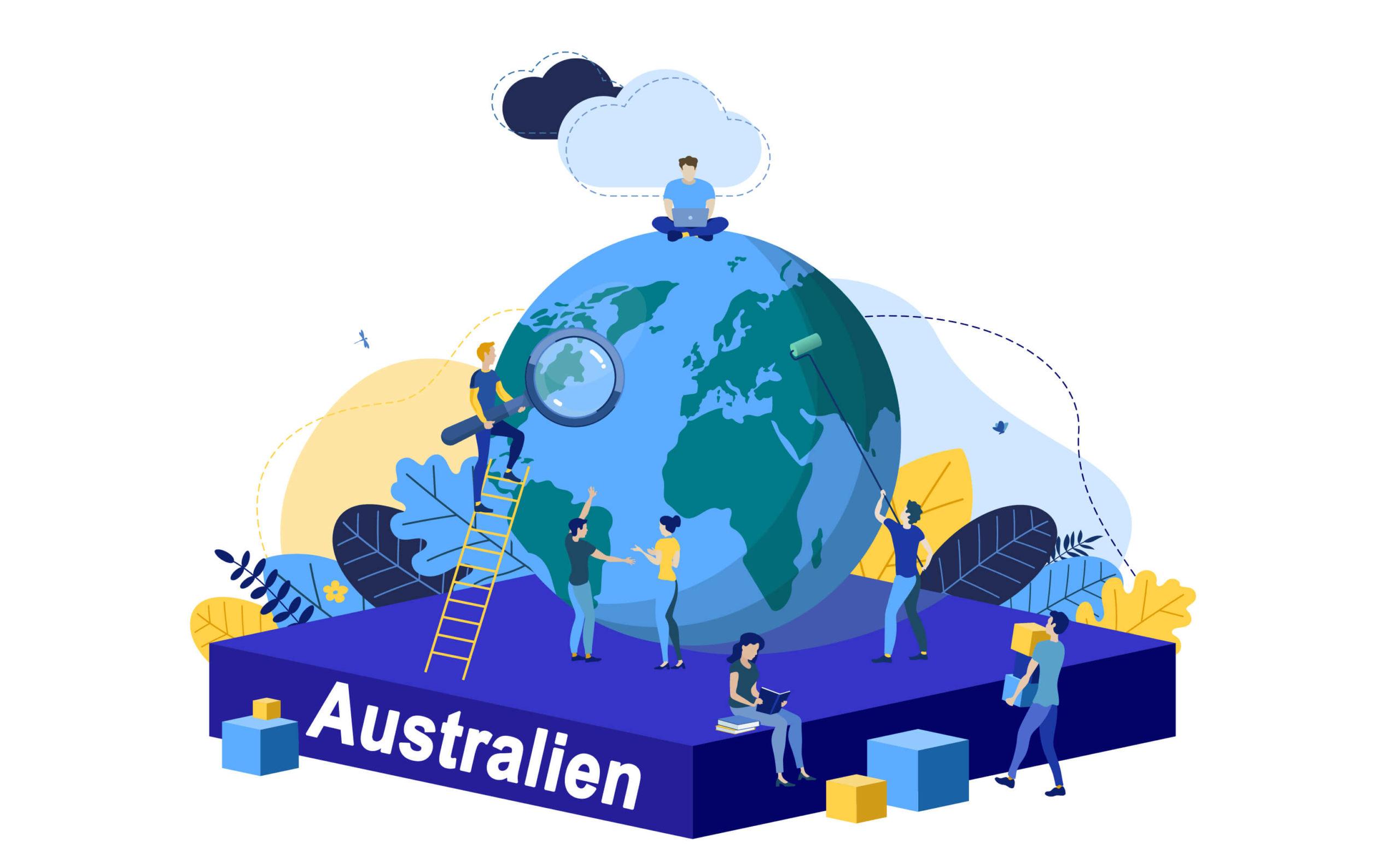 Ort - Australien