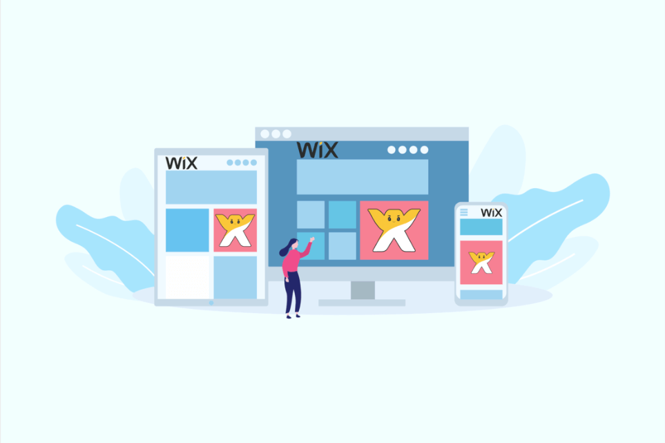 Platform web accessibility Wix