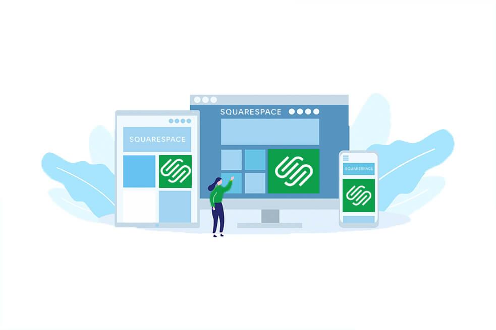 Squarespace Website Accessibility Plattform