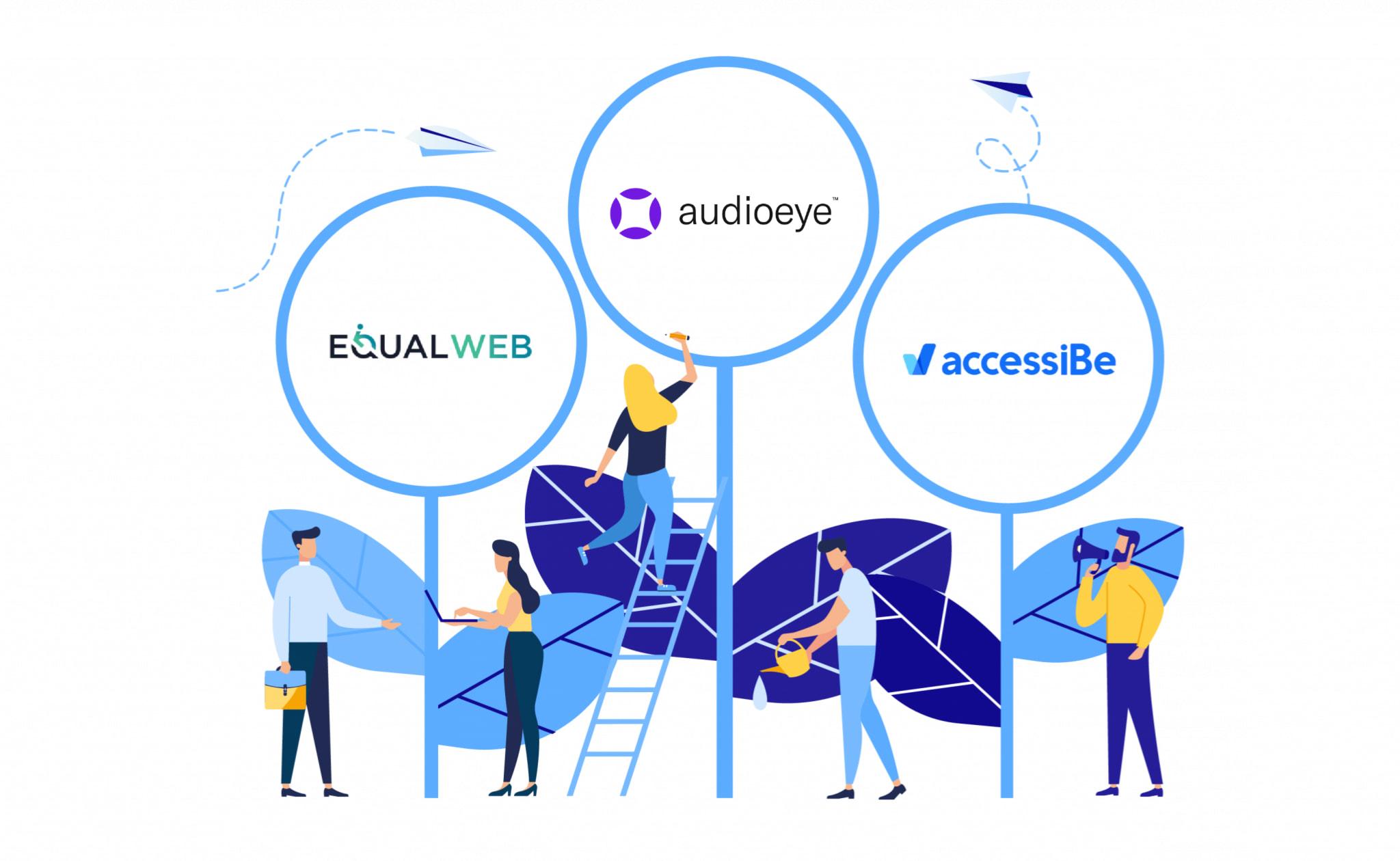 EqualWeb AudioEye AccessiBe