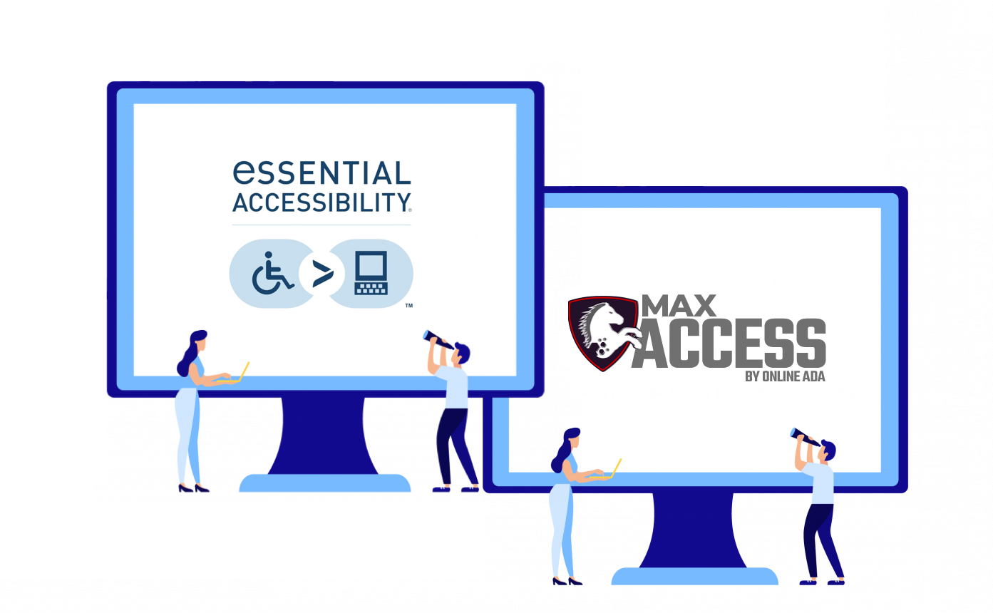 Confronto tra accessibilità essenziale e accesso massimo