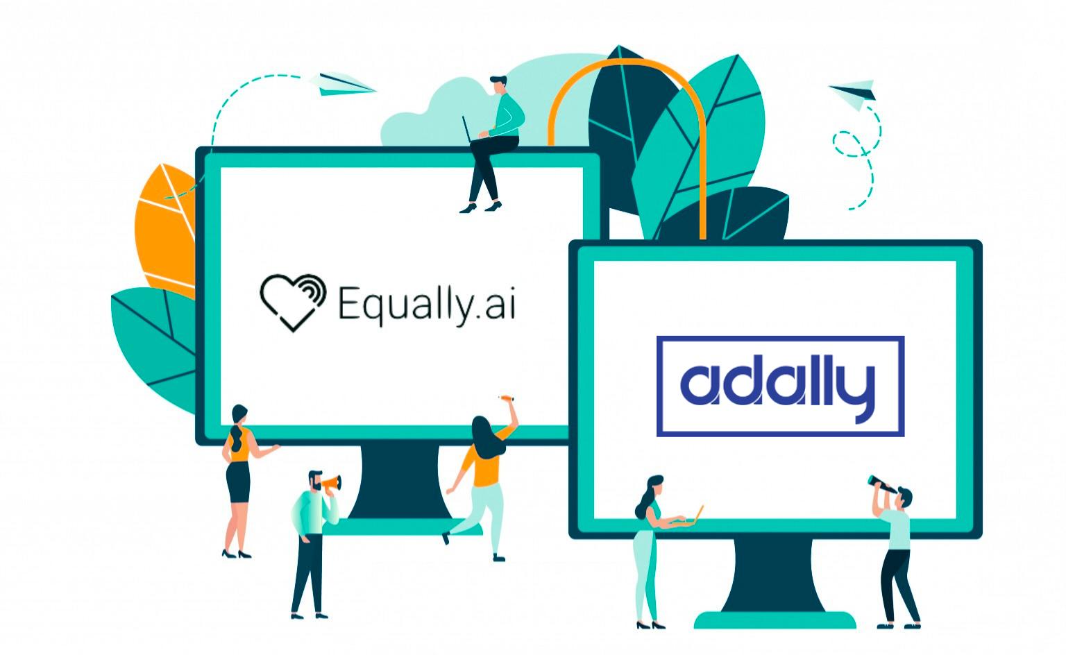 Equally contro Adally