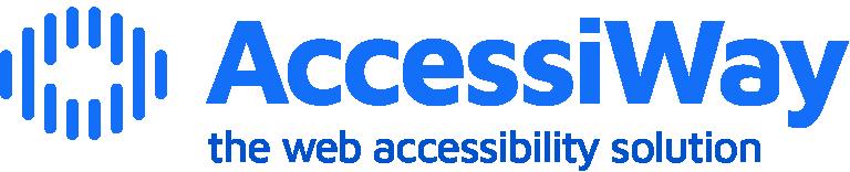 Logo AccessiWay Accessibility Solution Italiano