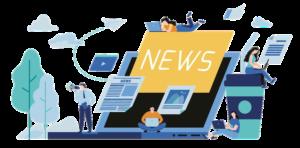 Nachrichten Web-Zugänglichkeit